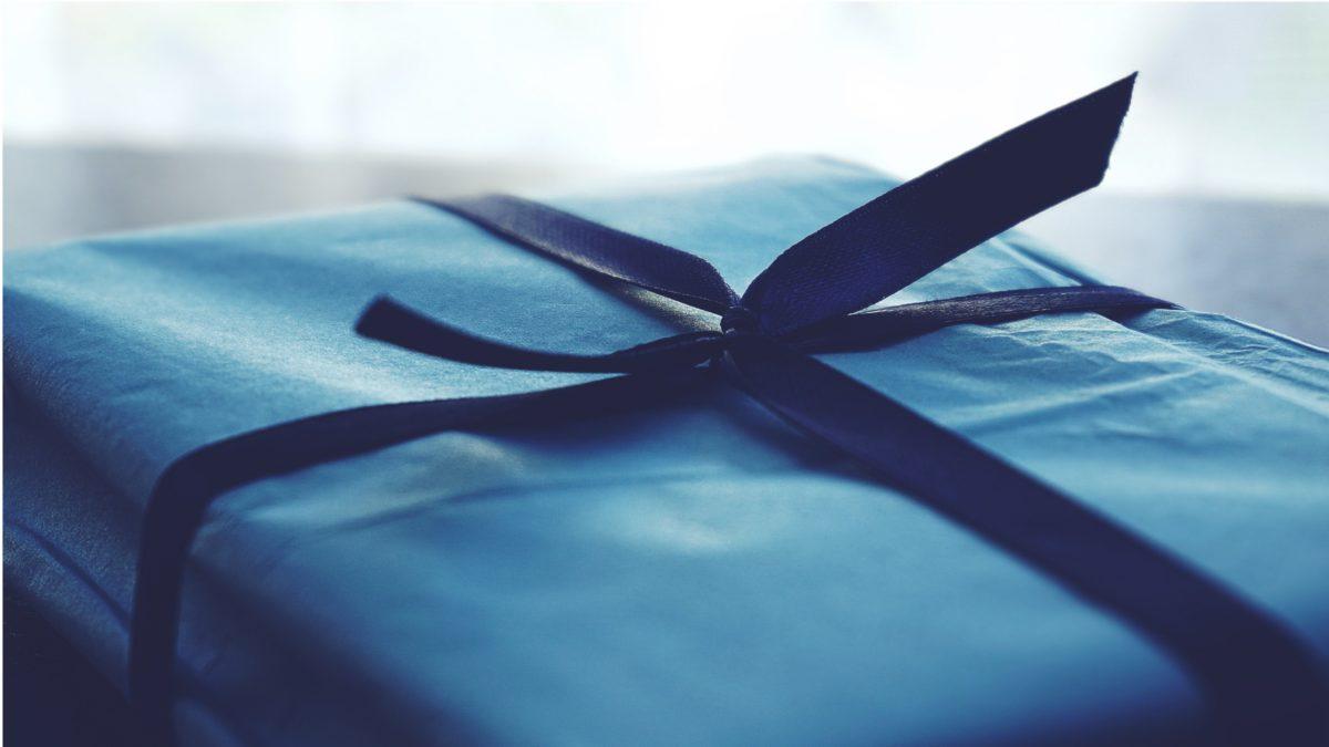 筋トレプレゼント