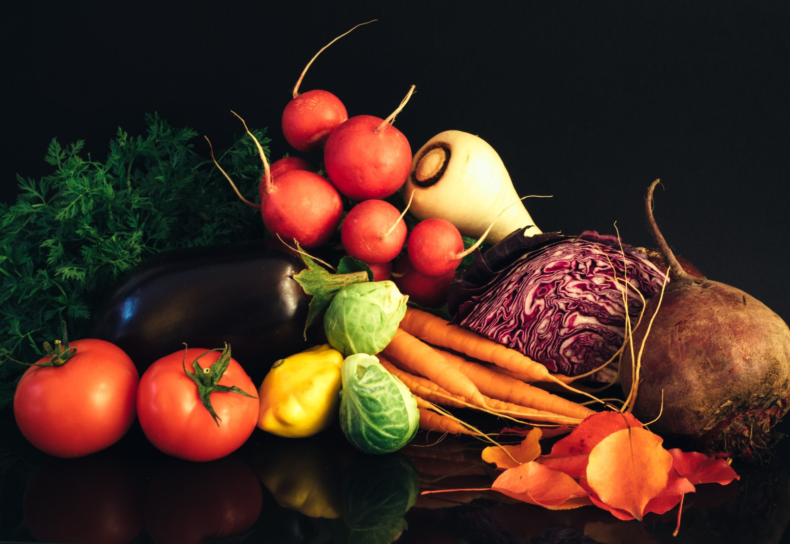 筋トレ野菜