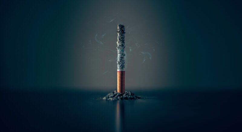 筋トレ喫煙